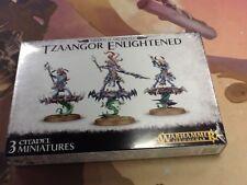40K AOS Warhammer Tzeentch Arcanites Tzaangor Enlightened Sealed