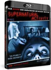 BLU RAY NEUF **Supernatural Activity**