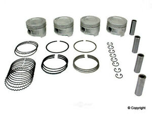 Engine Piston Set-NPR of America WD Express 060 51006 337