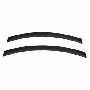 2x Car Wheel Arch Trim Fender Flares Wheel Eyebrow Protector Sticker Strip Cover