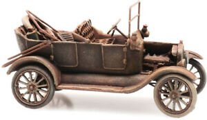 """HO Scale Cars - 487.601.04 - T-Ford """"Rust in Piece"""""""