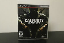 Call of Duty: Black Ops  (Sony Playstation 3, 2010) *Tested / Complete