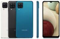 NEW SAMSUNG GALAXY A12 32GB 6.5 INCH SIM FREE SMARTPHONE  LTE DUAL SIM