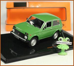 1:43 Lada NIVA 2121 4x4 IXO CLC338N UdSSR USSR DDR russian PKW