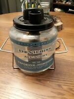 1950's Vintage Devilbiss No. 145 Vaporizer / Humidifier ~TESTED & works great!