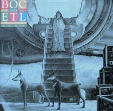 Extraterrestrial Live - Blue Oyster Cult (1990, CD NEUF)