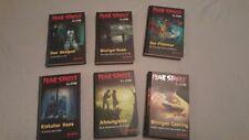 Fear Street 6 Bücher, gebunden, sehr guter Zustand