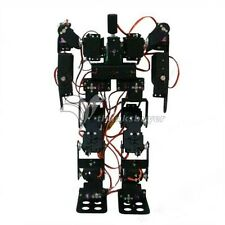 17DOF Biped Robot Educational Robot Kit Servo Bracket w/ Servos and Servo Horn