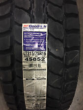 2 New LT 315 75 16 BFGoodrich Baja T/A 6 Ply Off Road Race Tires