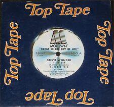 """Stevie Wonder, Saturno Ebony Eyes UA, VG +/VG + 7"""" single 0814"""