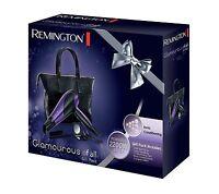 Remington  Hair Dryer Glamourous Gift Set / Pack Luxury Handbag, D3192GP 2200W