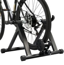 Folding Indoor Bike Cycling Turbo Trainer Magnetic Bicycle Exercise Fitness UK