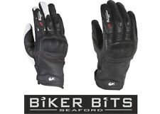 FURYGAN TD21 Perforated CE Leather Motorcycle/Cruiser/Retro Summer Cooler Gloves