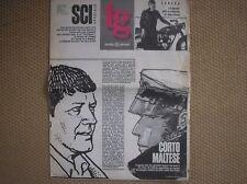 HUGO PRATT CORTO MALTESE MILO MANARA TG 1983 SPECIALE TOURING REVUE ITALIE