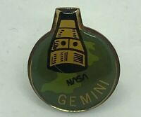 NASA Gemini Pin Pinback Lapel Rare Vintage Space