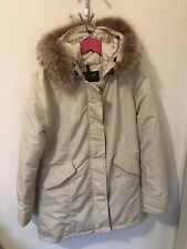 Giubbotto Woolrich Usato Taglia M Ramar Cloth Originale CON INTERNO APPALLOTTOLA