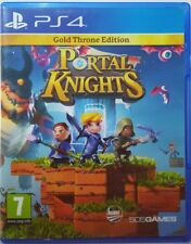Portal Knights. Gold Throne Edition. Ps4. Fisico. Pal Es.