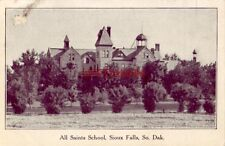 ALL SAINTS SCHOOL, SIOUX FALLS, S.D. Happy refined home school for girls