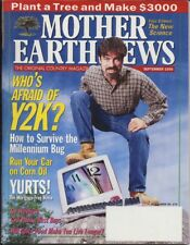 Mother Earth News, August-September 1999  Canning & Storage - Home Landscaping