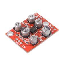 DC 5V-15V 12V AD828 Stereo Preamp Power Amplifier Board Preamplifier Module