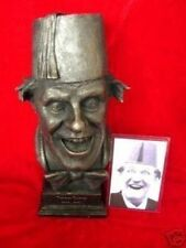 TOMMY COOPER MAGICIAN COMEDY RARE LIMITED EDITION BUST STATUE LEGENDS FOREVER