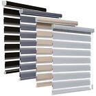 Changshade for Horizontal Window Shade Blind Zebra Dual Roller Blinds Curtains