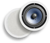 "Polk Audio RC80i 100W Ceiling Speaker 10 3/4"" (Pair) Nextday delivery"