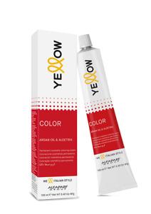 AlfaParf  YELLOW COLOR With Argan Oil & Aloetrix Permanent Hair Color ~3.4 fl oz
