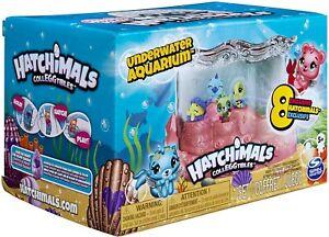 Hatchimals Colleggtibles Season 5 Mermal Magic Underwater Aquarium Playset