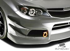 08-14 Impreza STI 11-14 WRX Canards (fits VRS Front Bumper only) 4pc 107870