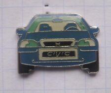 HONDA CIVIC / blau   ................. Auto-Pins (161c)