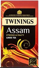Twinings Lujo Assam Tea té suelto 125g New Packaging