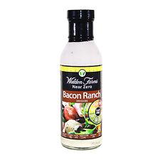 Walden Farms Near Zero Calorie Bacon Ranch Salad Dressing 350g