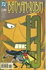 Batman & Robin Adventures #13 1996 VF/NM D1a17
