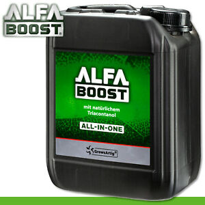 GrowsArtig 5 l Alfa Boost All-in-One mit natürlichem Triacontanol