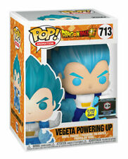 Funko Pop! Animation: Dragon Ball Z - Vegeta Powering Up (Glows in the Dark) Vinyl Figure (Chalice Collectibles Inc Exclusive)