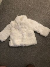 Kids Fur Jacket - Silvian Heach - Real Fur - 3-6months