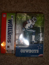 Roy Williams Dallas Cowboys Series 10 McFarlane Football Action Figure