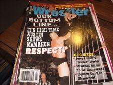 The Wrestler Magazine Austin & McMahon July 1999   23EL