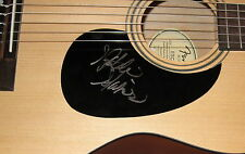 "NATALIE MAINES ""DIXIE CHICKS"" SIGNED AUTOGRAPH FULL NATURAL WOOD ACOUSTIC GUITAR"