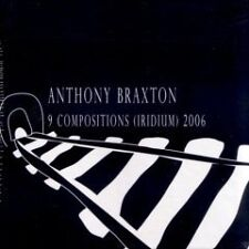 ANTHONY BRAXTON '9 Compositions(Iridium)' 9 CD+DVD Box!