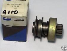 Alpine A110-R12 G- lanceur de démarreur BENDIX 314529