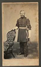 Civil War CDV Colonel Edwin Upton 25th Massachusetts Vols