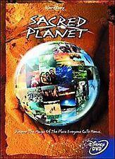 Sacred Planet (DVD, 2005)