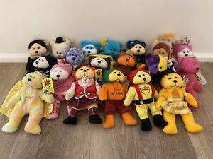 Various Beanie Kids