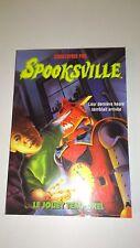 Spooksville, Tome 16 : Le jouet temporel - Christopher Pike