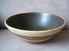 Stoneware 1960-1979 Date Range Brown Studio Pottery