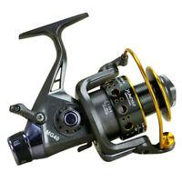 yumoshi Double Brake Sea Fishing Reel Saltwater Feeder Rotating Spinning Wheel
