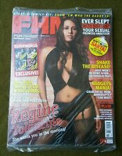 REGINE TOLENTINO December 2004 FHM Philippines #54 SEALED NEW