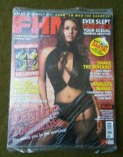 REGINE TOLENTINO December 2004 FHM Philippines #54 SEALED NEW